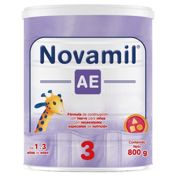 Novamil anti-estreñimiento 3 (800 g)